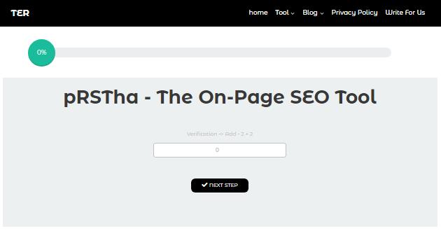 on page seo tool
