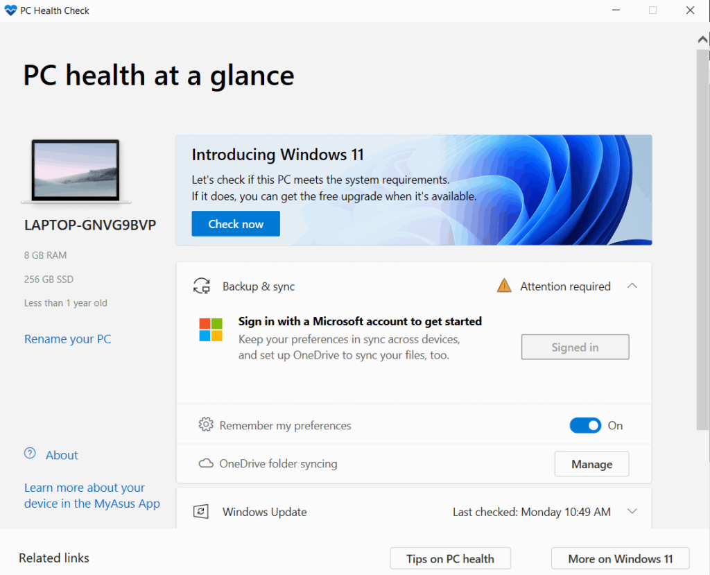 How to Install Windows 11 for free on Laptop